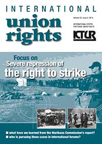IUR 223 Right to Strike
