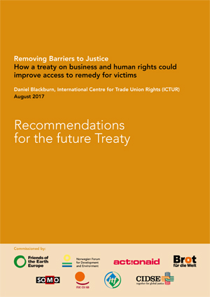 Removing Barriers to Justice cover
